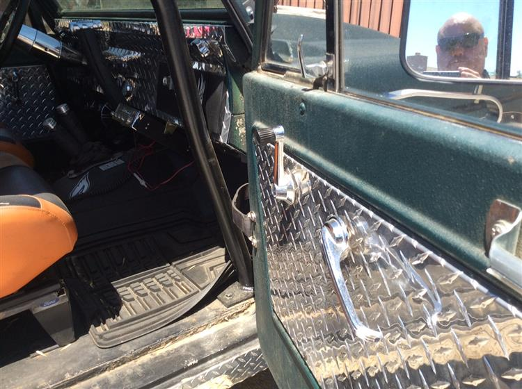1967 FORD CLASSIC BRONCO $28,000