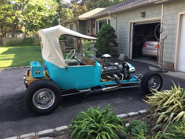 1923 Ford T-Bucker For Sale $13,995