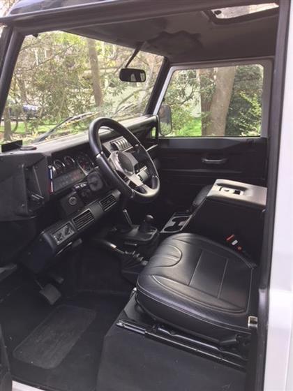 1994 Land Rover NAS Defender