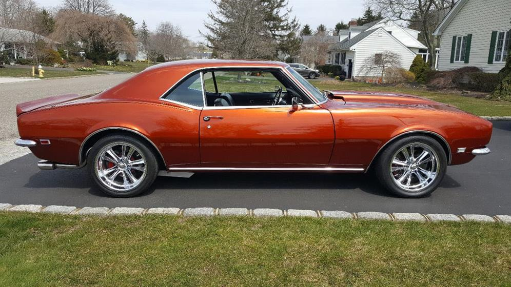 1968 Chevrolet Camaro RS/SS For Sale $46,995