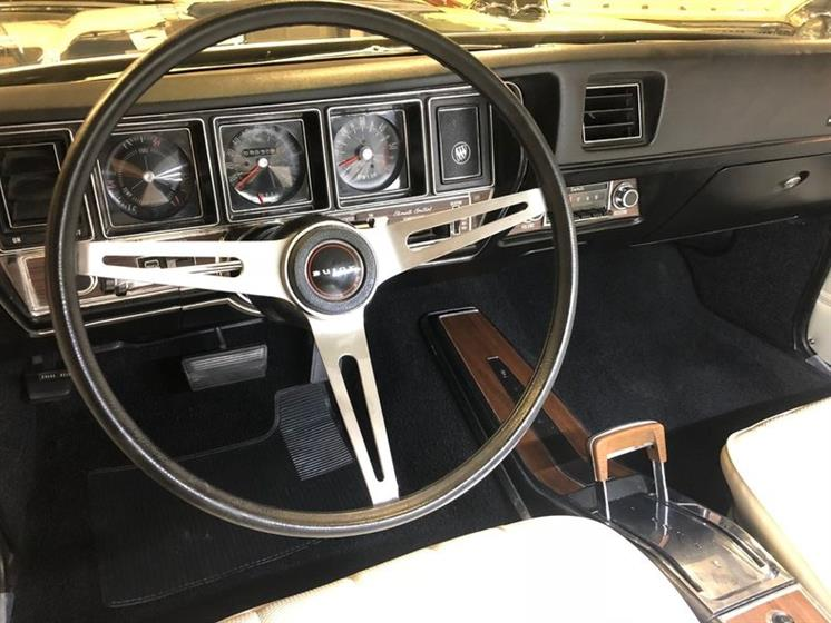 1970 Buick GS 455 $38,900