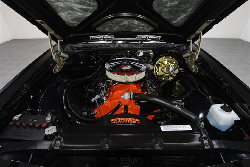1968 Chevy Chevelle SS 396 $58,000