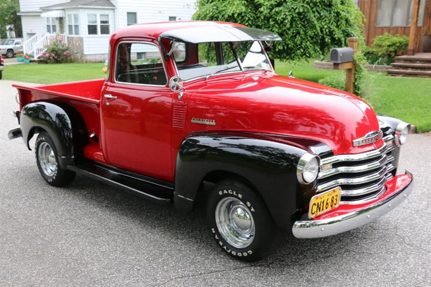 1948 Chevrolet 3100 1/2 Ton 5 Window Pickup