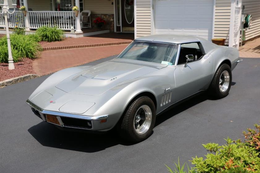 1969 Chevrolet Corvette For Sale $45,995