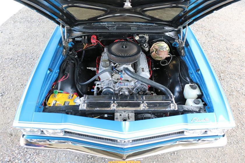 1968 Chevrolet Chevelle SS Tribute $45,995