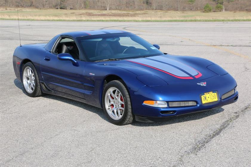 2004 Corvette Z06 Commemorative Edition $21,995  ,Chevrolet