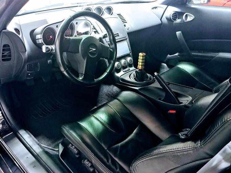 2008 Nissan 350Z   $17,500