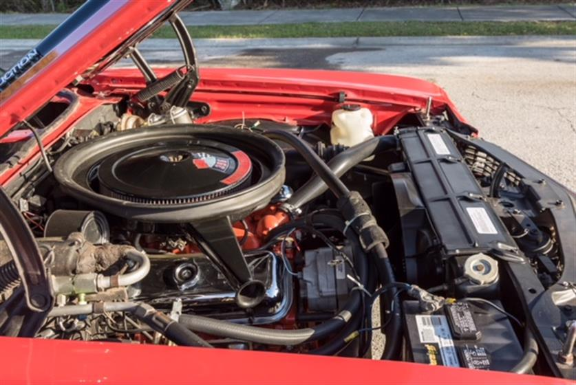 1970 Chevrolet Chevelle SS $49,000