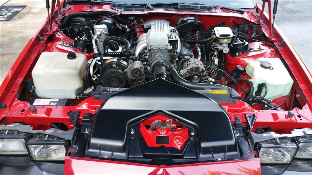 1989 Chevrolet Camaro Convertible $21,750