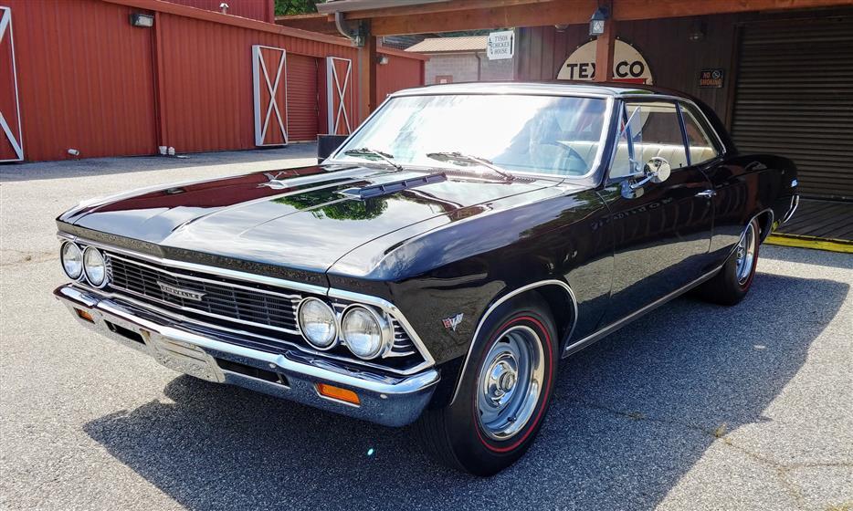 1966 Chevrolet Chevelle    $27,900  ,Chevrolet