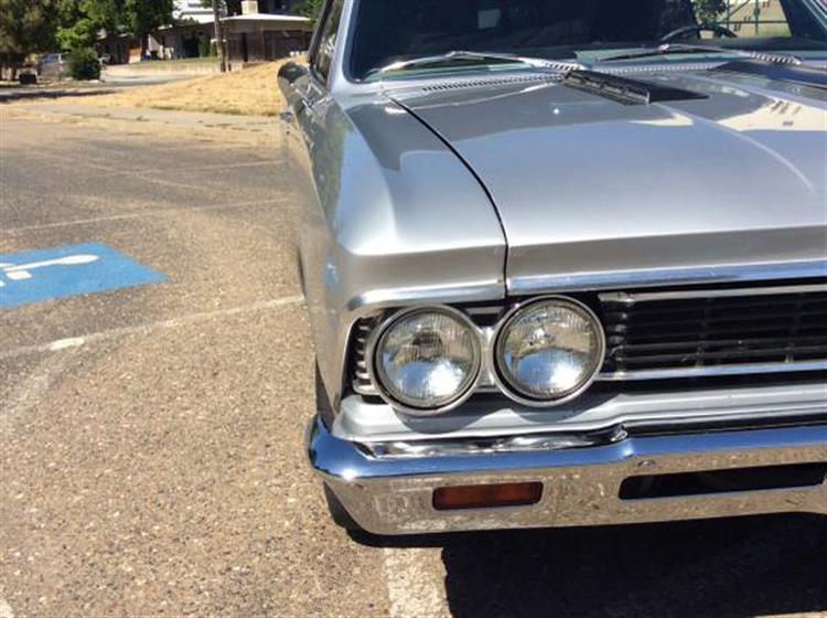 1966 Chevrolet Chevelle Malibu $38,500