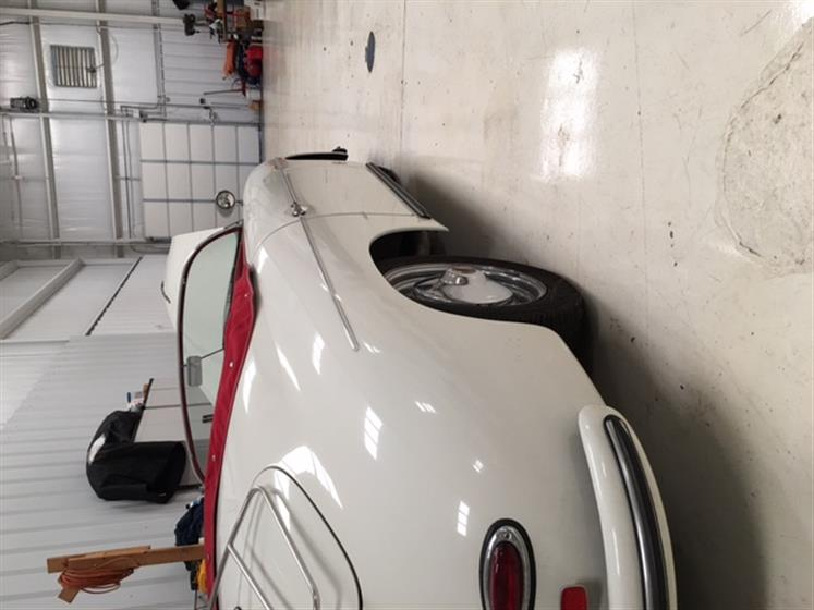1957 Porsche 356 Replica