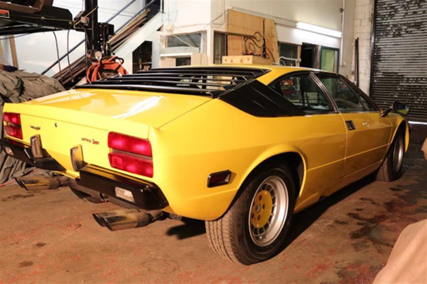 1976 Lamborghini Urraco P300