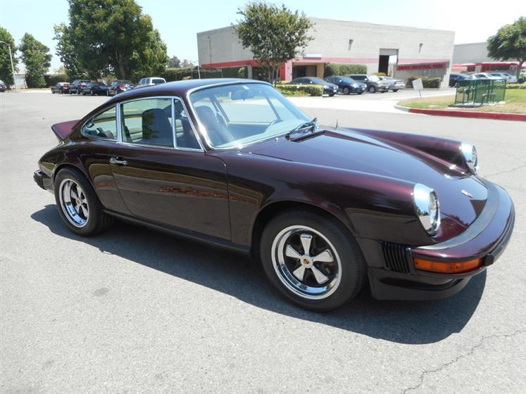 1974 Porsche 911S Euro Look — $55k