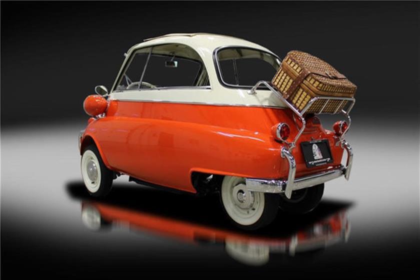 1957 BMW Isetta 300 $70,700