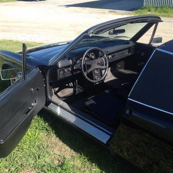 1975 Porsche 914 $21,000
