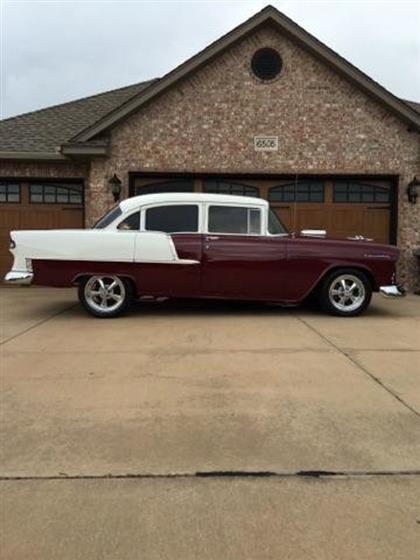 1955 Chevrolet Bel Air $27,500