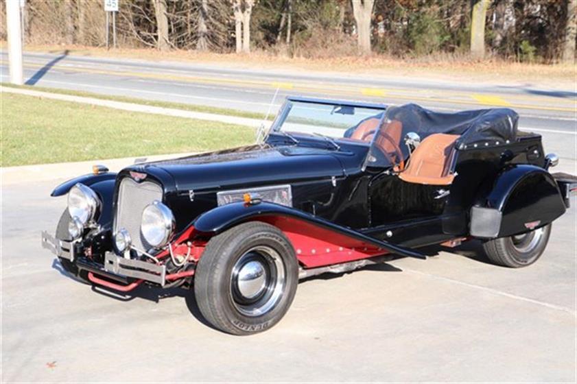 1929 Mercedes Gazelle SSK Roadster $26,500