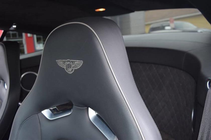 2010 Bentley Continental GT Supersport $102,980