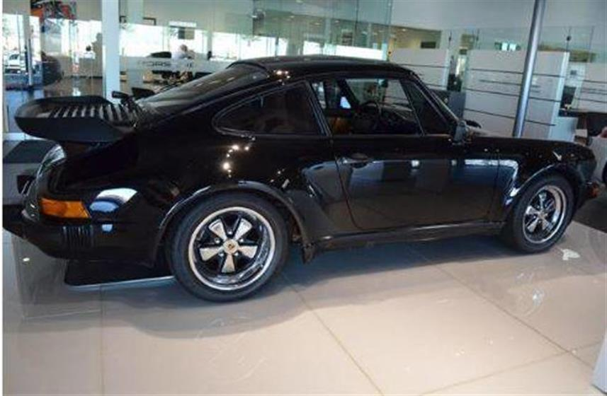 1987 911 Turbo Coupe $172,995