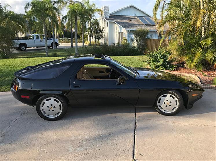 1986 Porsche 928s Coupe $14,500