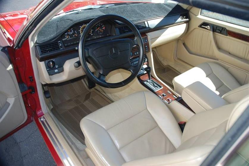 1994 Mercedes-Benz E-Class E 320 2dr $21,400