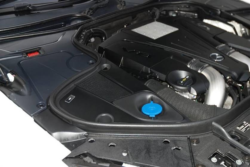 2015 Mercedes-Benz S-Class AWD S 550 $73,900