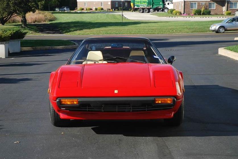 1979 Ferrari 308 GTS $110,900