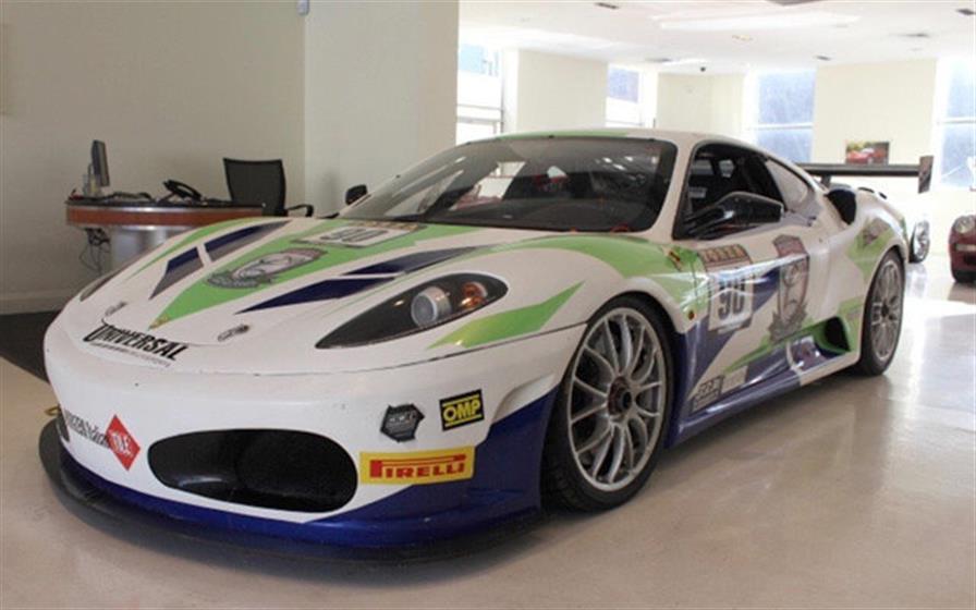 2006 Ferrari F430 Challenge $135,000