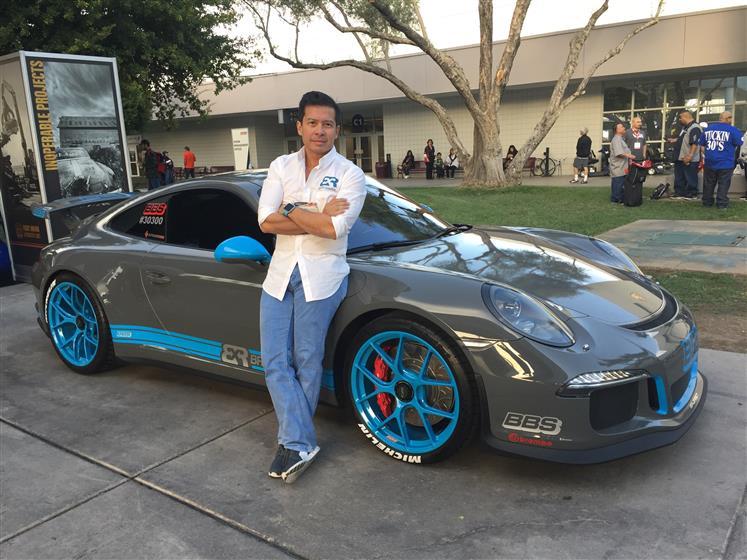 BBS GT3 built by BRXmedia.com,Porsche