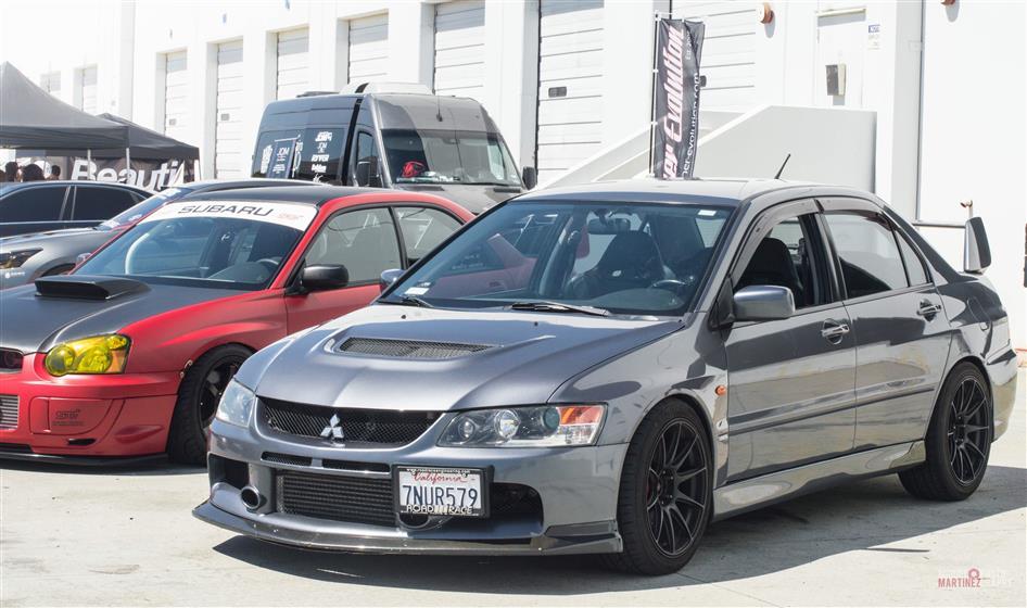 2006 Lancer Evolution 9