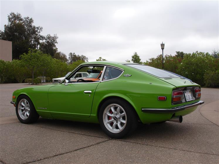 1970 Datsun 240Z,Datsun