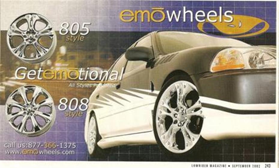 LOWRIDER EURO MAGAZINE TECH CAR