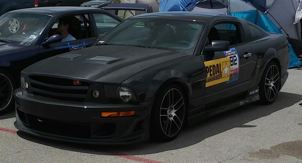 2007 Ford Mustang V6,Ford