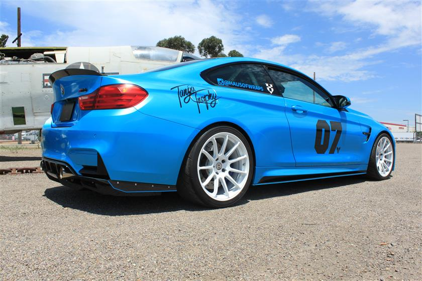 Haus of Wraps M4
