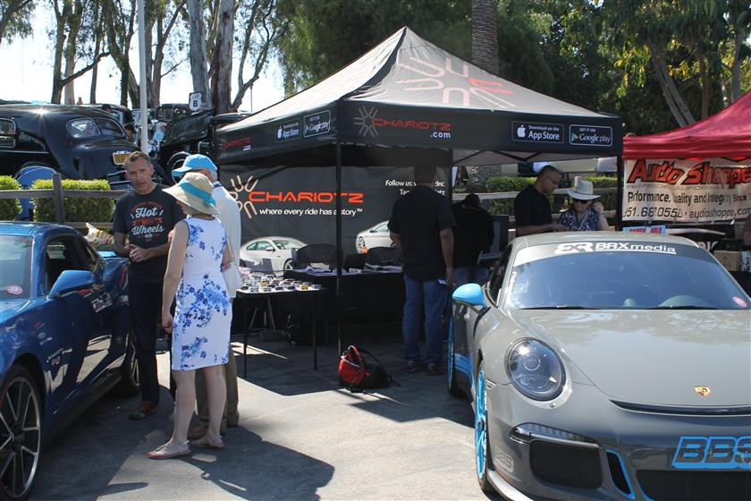 Chevy & Porsche