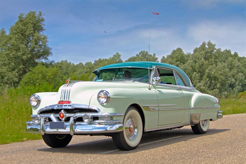 52 Pontiac Chieftan