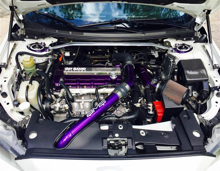 2009 Mitsubishi Lancer RalliArt