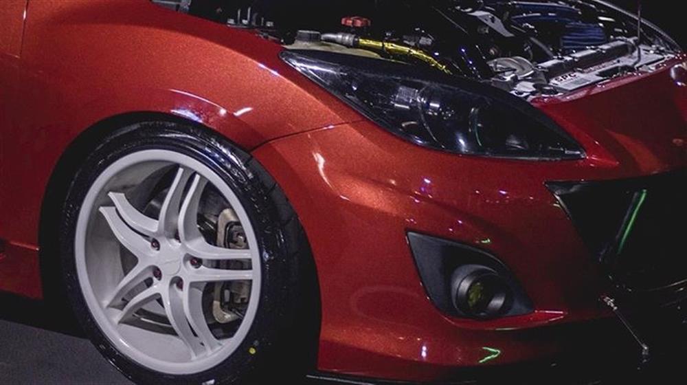2013 MazdSpeed3 GT