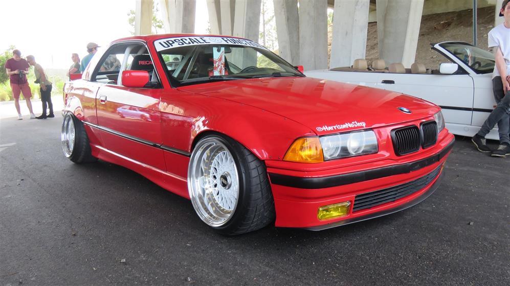1996 BMW 328ic