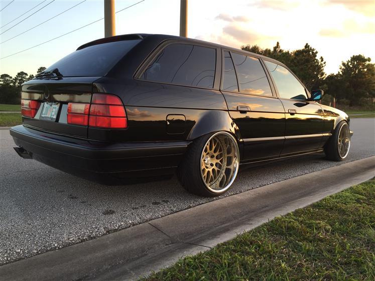 1993 bmw 525it