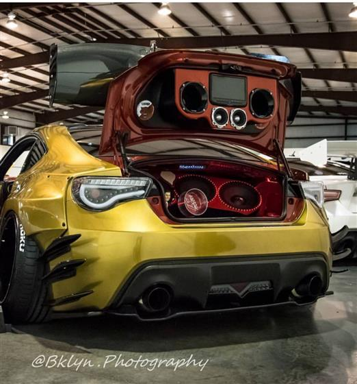 Custom 2015 SCION FRS