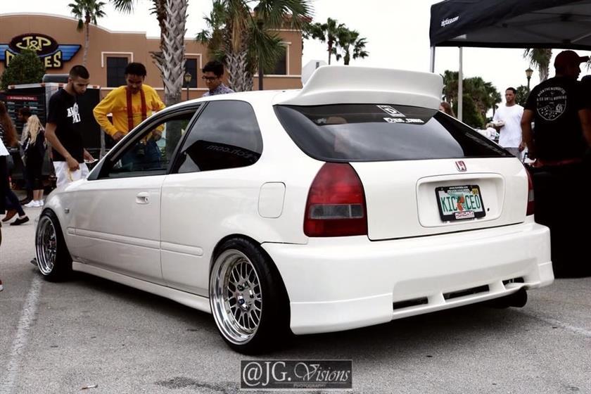 1998 Honda Civic Hatchback Type R