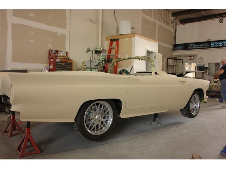 1957 Ford Thunderbird resto-mod $69,500