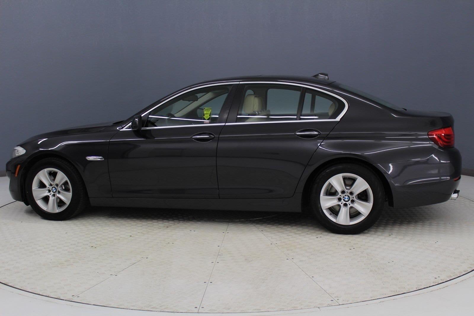 2012 BMW 528i $14,993