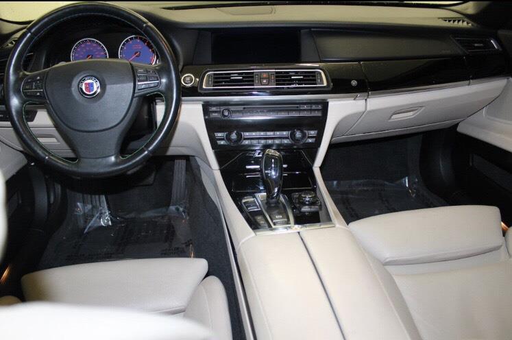 2011 BMW ALPINA B7 LWD Sedan $34,981