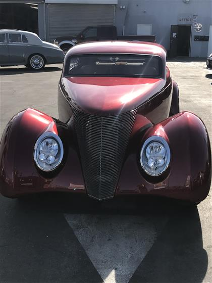 1937 Ford Custom Slantback $87,000