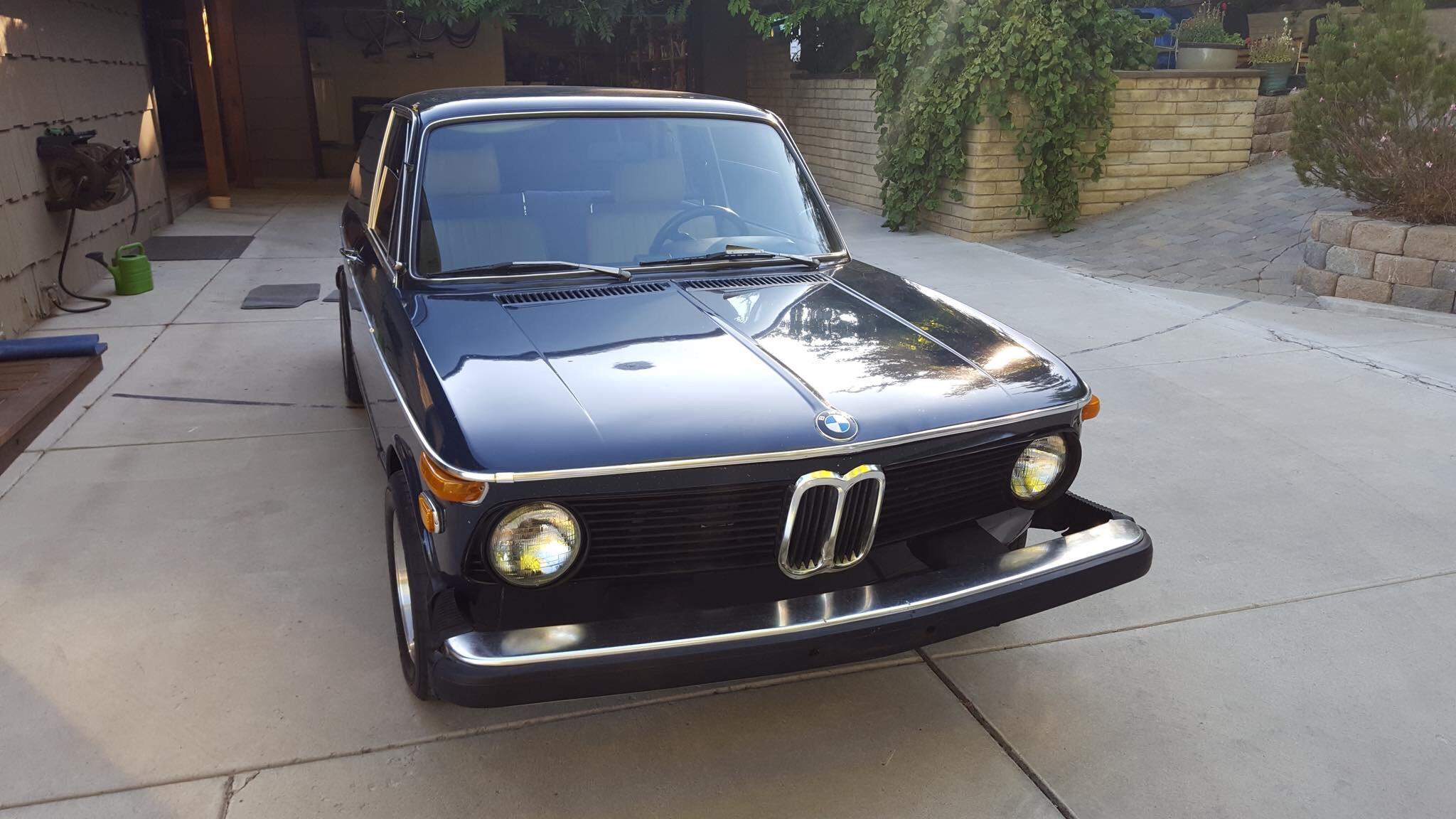 1974 BMW 2002tii $28,500