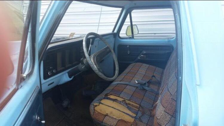 1974 Ford Pickup ( Project) $4,500