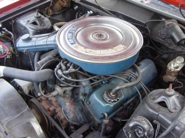 1971 Ford Torino GT Convertible $14,900